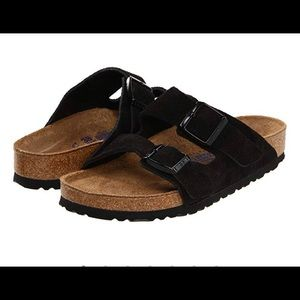 ISO Arizona Soft Footbed - Suede
